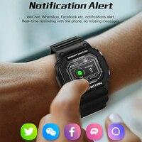 men waterproof Smart Watch Men Waterproof IP68 Blood Pressure Smartwatch Women Android Fitness Tracker Smart Watch Heartrate for IOS Android (5)