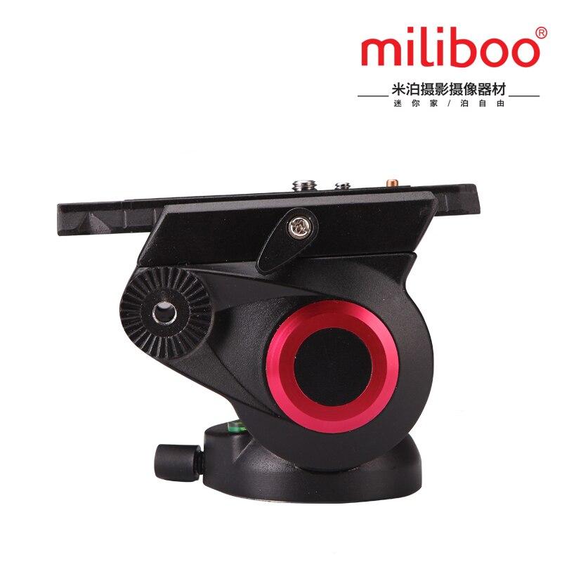 Professionnel 65mm Fluide Rotule Adaptateur Appliquée à Trépied et Monopode pour Appareil Photo Stand MYT801