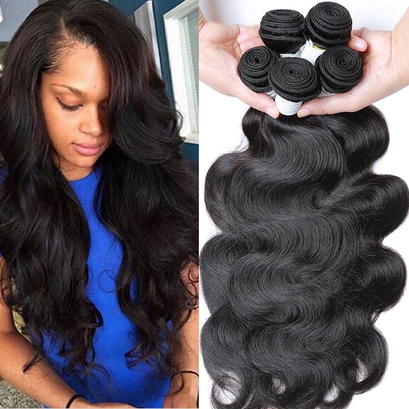 7a Unprocessed Virgin Hair Brazilian Body Wave Brazilian Virgin Hair
