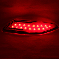 LED Car Brake Light Running Lamp For HRV / VEZEL 2014 - 2015 (2PCS)