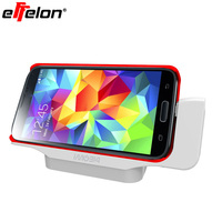 Effelon micro usb sync stand dock cradle station charger voor samsung galaxy s5 mobiele telefoon oplader