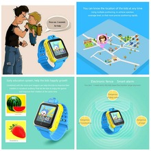 GPS Tracker Smart Watch Q730 for Kids Children GPS Bracelet Google Map Sos Button Tracker LBS GPS WiFi Locator Clock Smartwatch