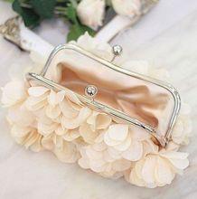 8c8434fae1e19 Kobieta panie kwiat płatek sprzęgła torba YH042 bankietowa kobiet ślub  wieczór kolacja sprzęgła torebki damskie