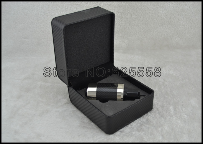 цена на Acrolink C-50 Carbon+rhodium-plated IEC power connector Power plugs with original box