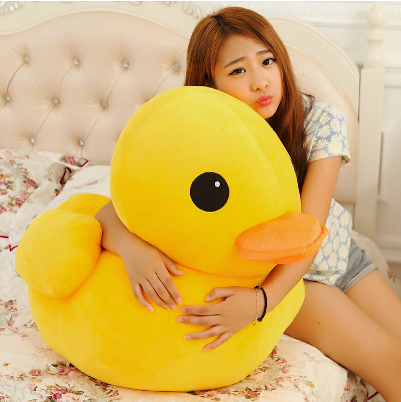 12-30CM-New-Arrival-Stuffed-Dolls-Rubber-Duck-Hongkong-Big-Yellow-Duck-Plush-Toys-Best-Gift (2)