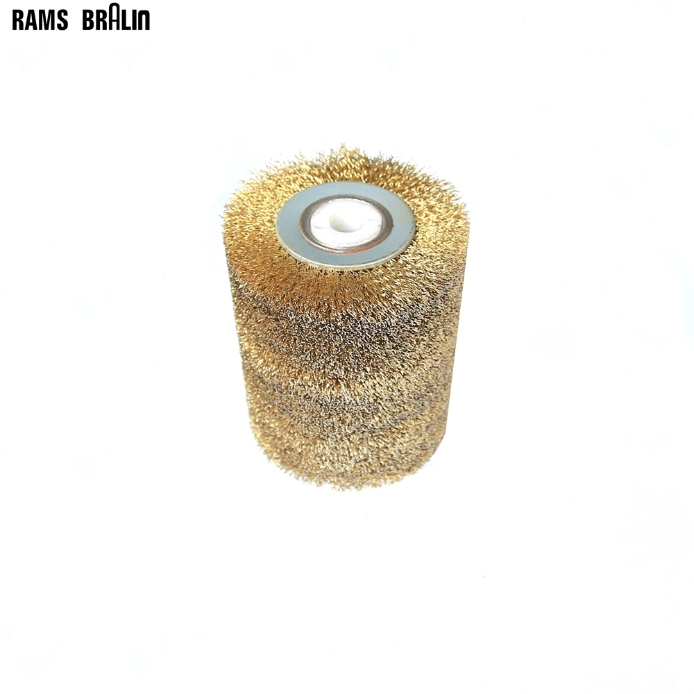 10x rotary mini tools steel wire wheel brushes cup rust cleaning - 100 120 13mm Steel Wire Brush Grinding Wheel For 9741 Wheel Sander Paint Rust