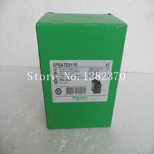 все цены на [SA] new original authentic - safety relay XPSATE5110 spot онлайн