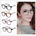 New Reading glasses frames Women Students Office Lady Retro literary style Decorative glasses frames