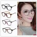 Nuevas gafas De Lectura marcos de Las Mujeres Estudiantes Office Lady estilo literario Retro marcos de los vidrios Decorativos