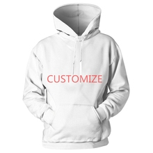 3D Customize Link Hoodie Zipper Sweatshirt