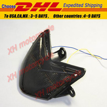 motorcycle partsLED Tail Brake Light for 2004 2005 ZX1000 Ninja ZX10R ZX10 SMOKE