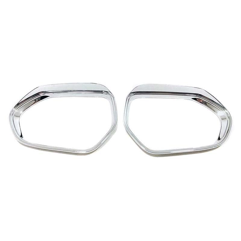 Pour Toyota Corolla 2019 ABS Chrome rétroviseur garniture aile latérale rétroviseur protecteur extérieur voiture style accessoires