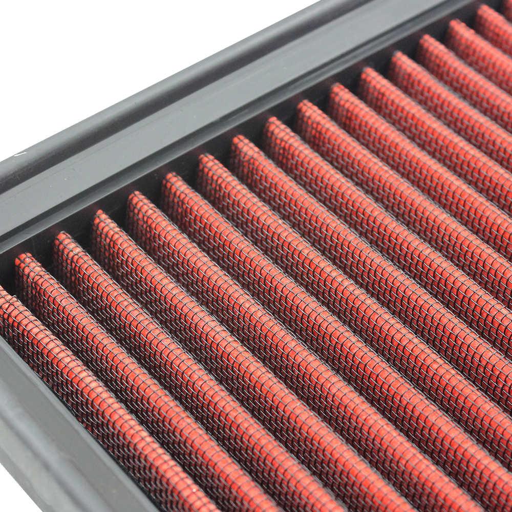 R-EP Замена панельный воздушный фильтр для BMW E81 130 E90 E91 E92 E93 325 330 OEM 13717542294 моющийся многоразовый для Мощность