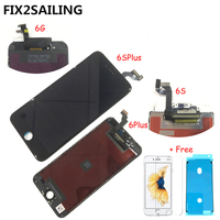 100 Grade AAA LCD Display Touch Screen Digitizer Assembly Replacement For Apple IPhone 6 6S 6