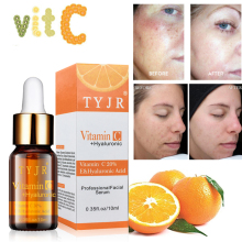 Natural 20% Vitamin C Serum with Hyaluronic Acid E Best Organic Anti Aging Wrinkle Moisturizer for Face Neck