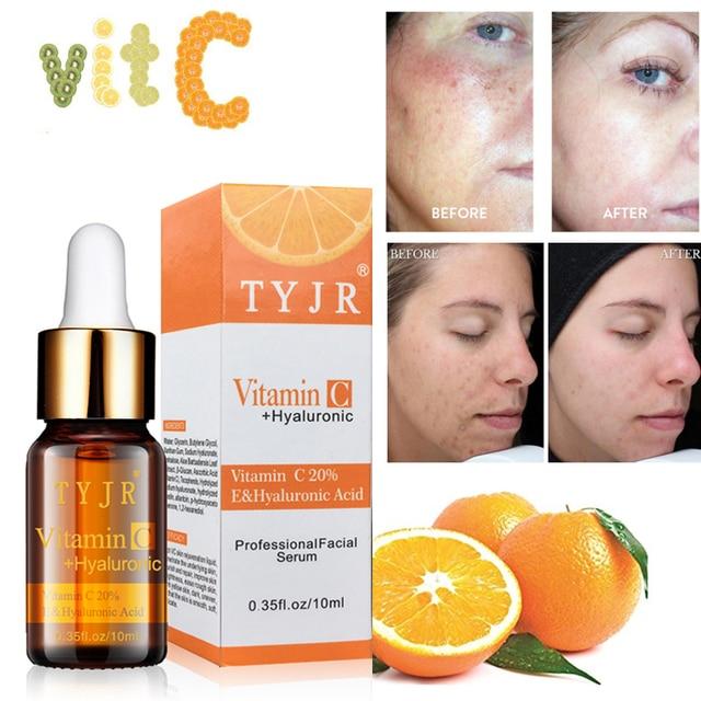 f469e71b745 Natural 20% Vitamin C Serum with Hyaluronic Acid Vitamin E Best Organic  Anti Aging Anti Wrinkle Serum Moisturizer for Face Neck