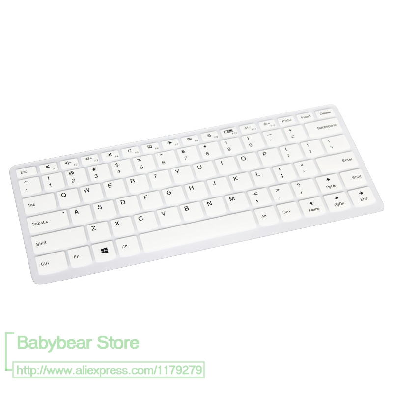 14 Inch Silicone Keyboard Protector Cover Skin For 2016 New Lenovo