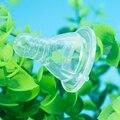 Mamilo chupeta para o bebê da menina do menino de Silicone garrafa De Silicone Top maternidade mamilo sentido real diâmetro padrão totalmente em silicone