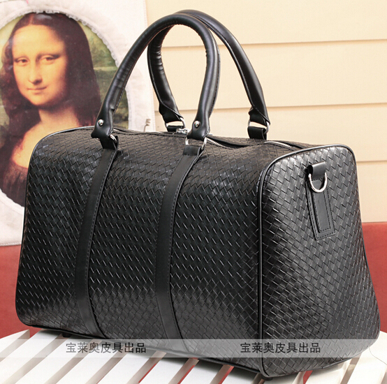2017 New Mens leather travel bag fashion women luggage travel bags vintage  overnight bags women traveling bag weekender TB00014 c6895818df