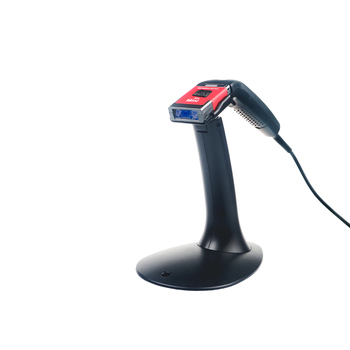 Generalscan GS M500BT 2D Imager CMOS Wireless BT4.0 Mini Barcode Scanner with HG135&STD135 For Retail,Supermarket