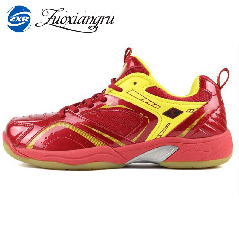 Zuoxiangru Professional Badminton Shoes For Men Women Badminton Sneakers Couples Badminton Sneaker Indoor Sport Tennis Shoes