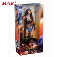 Коллекционная 1/4 весы Wonder Woman ПВХ 18 дюйм(ов) ов) фигурку куклы игрушечные лошадки подарок