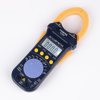Tester ESR Meter Digital Multimeter With Temperature Automatic Current Clamp DC/AC Voltmeter Indicator Electric Meter Ohmmeter