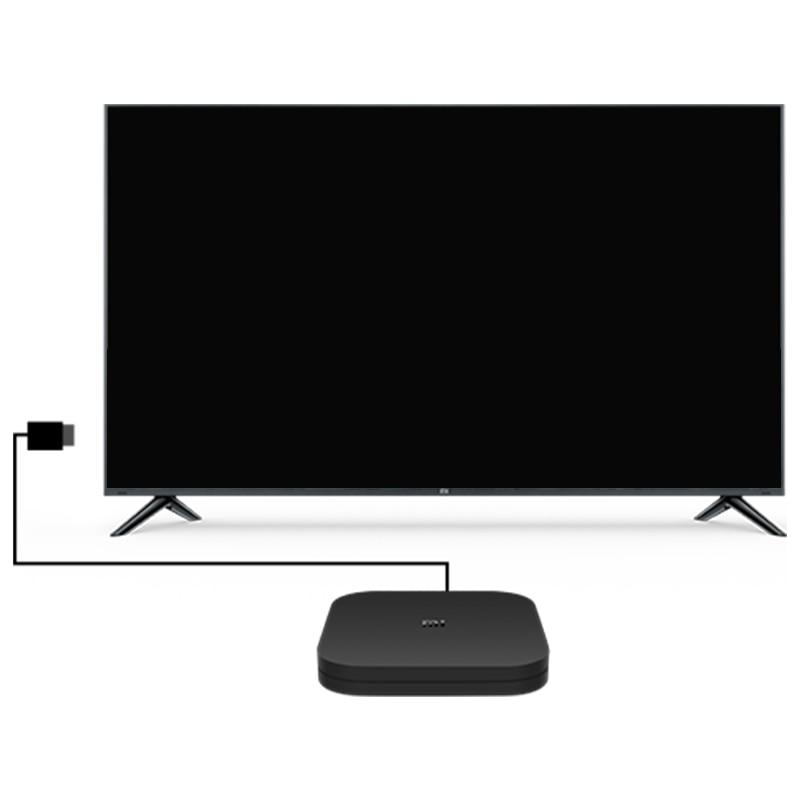 Global Version Xiaomi Mi TV Box S Android 8.1 2GB RAM 8GB ROM Smart TV Set top Box 4K QuadCore HDMI WiFi Mali 450 1000Mbp Player