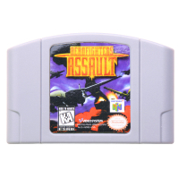 N64Game AeroFighters Assault Video font b Game b font Cartridge font b Console b font Card