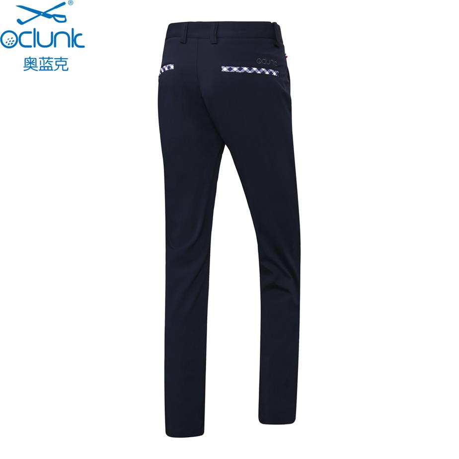 2017 summer golf pants men brand long tousers quick dry sports pants for Korean style slim 3 colors training pants free ship цена