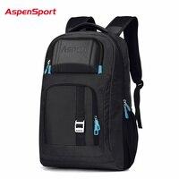 Aspensport Waterproof Laptop Backpack Multifunction Men Women Computer Notebook Bag 16 Unique High Quality Business Laptop