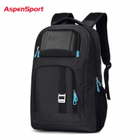 Aspensport Waterproof Laptop Backpack Multifunction Men Women Computer Notebook Bag 16 Unique High Quality Business Laptop