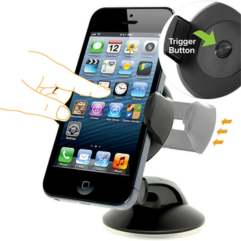 Suporte Porta Celular For Samsung iPhone Huawei Telefon Cell Soporte Movil Auto Mobile Phone Stand Car Holder Smartphone Voiture 3
