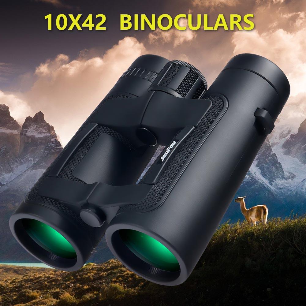 Hunting telescope JOUFOU 10X42 Conqueror series HD binoculars