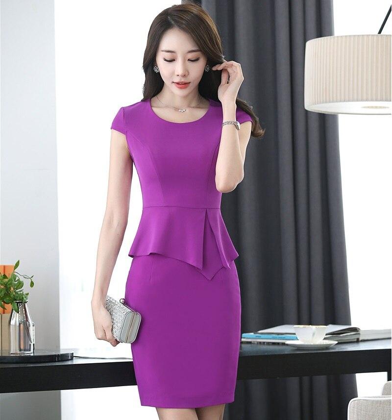 Vistoso Luz Corta Vestidos De Dama De Color Púrpura Imágenes - Ideas ...