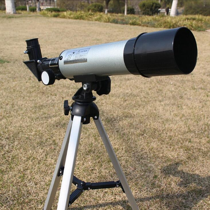 Telescope Astronomic Professional 360/50mm Monocular Astronomical Telescope Outdoor Monocular Telescope with Tripod telescope
