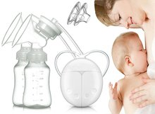 Yooap new single or double electric breast pump powerful nipple suction device USB