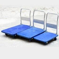 Burtowe wózku składany cichy plecak na kółkach składany cichy wózek Pull Van dynamiczne obciążenie 500kgs