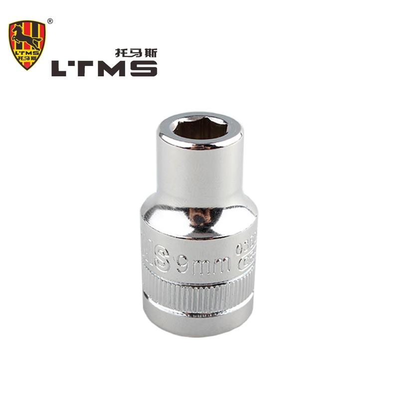 High Quality Design Fillet 9MM 1/2 White Hex socket Auto Repair Tools Short Sleeve Wrench Head Ferramentas Manuais Tool  цены