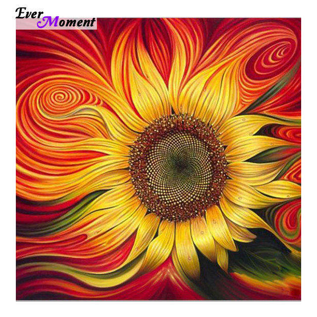 Aliexpress Com Buy Sunflower 50x50cm Crafts Direct Selling New