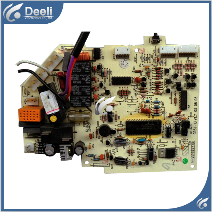 95% new good working for air conditioning Computer board circuit board 5J53A3Y 30055624 GR5J-1B motherboard hp 932xl cn053ae