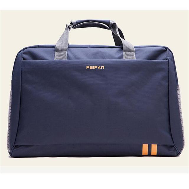 2016 Homens Sacos de Viagem Mulheres Bagagem sacos de Viagem de Negócios de Grande Capacidade Duffle Sacos Casual Grande bolsa de Viagem Bolsa De Viagem À Prova D' Água A008