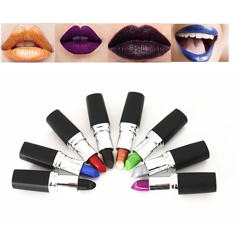 ᐅNueva Marca maquillaje Sexy Vampire Batom Lipstick maquillaje del ...