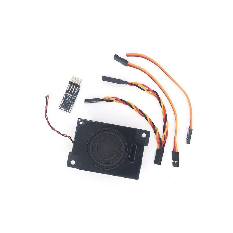 DasMikro TBS Mini Programmable Engine Sound Unit for Orlandoo F150 OH35P01  US