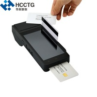Mobile Wireless Android 7.0 POS Terminal Bank Payment System Credit Card Machine with 4G WIFI Bluetooth HCC Z90