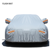 All Automotive Custom Car Cover Thick Thick Waterproof Insulation Protection Car Paint All Models Custom car covers accessories cheap for mercedes bmw audi for vw toyota Kia Mazda Honda for Hyundai Waterproof fire-retardant heat insulation protective car paint