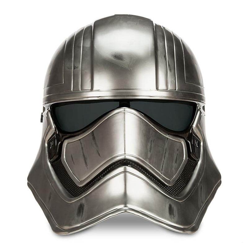 Captain Phasma Stormtrooper Helmet Star Wars Helmet Mask