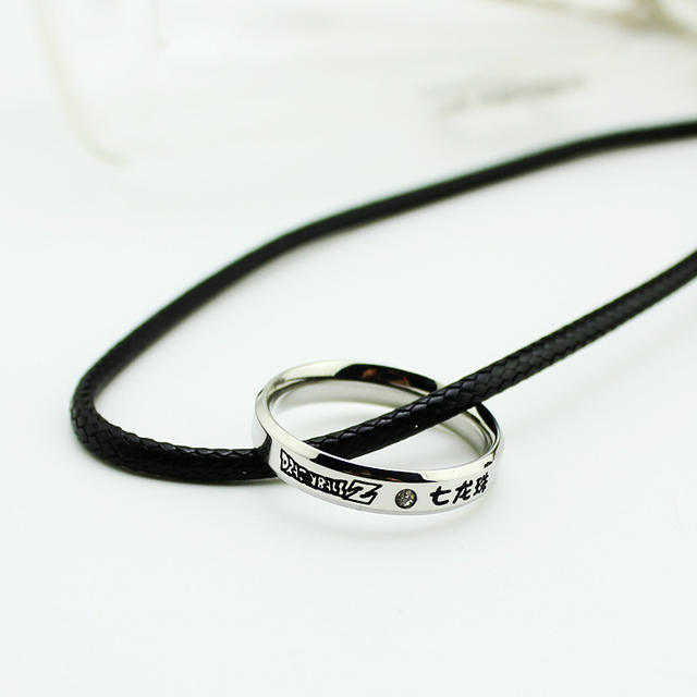 Dragon Ball Titanium Steel  Necklace
