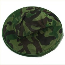 Practical Popular Camouflage Mosquito Fly Insect Bee Fishing Mask Face Protect Fishing Net Hats