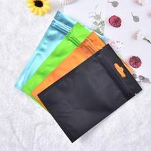 Food-Packag-Bag Foil Aluminum-Foil 9--15cm Heat-Seal 4-Colors